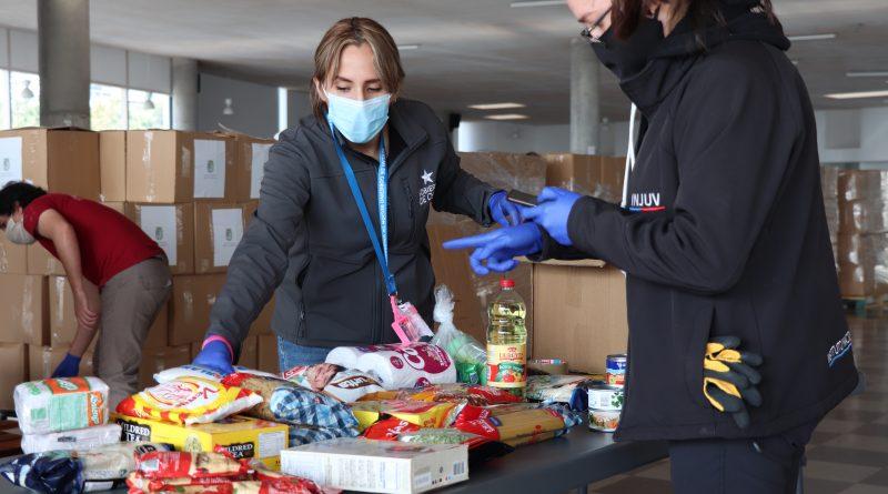 Seremi de Gobierno hace enérgico llamado a no ir a las municipalidades a buscar las cajas de alimentos en la región de Valparaíso